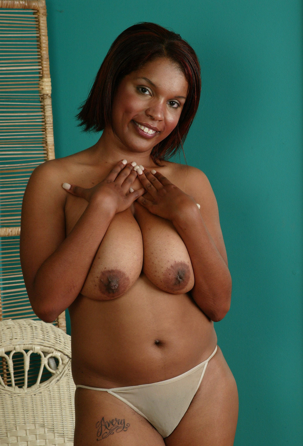 Accept. beautiful big black boobs excited