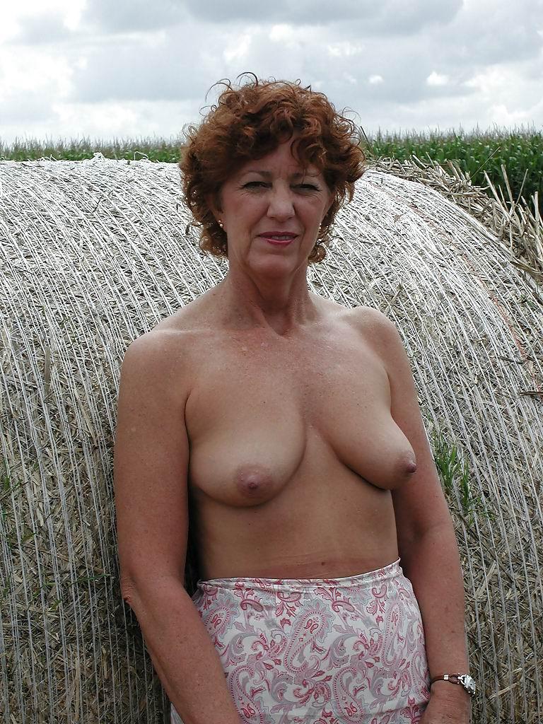 Granny With Big Boobs