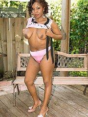 ebony mature