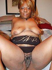 black milf