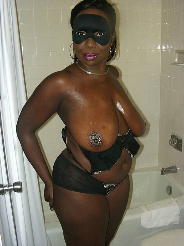 Old black grannys