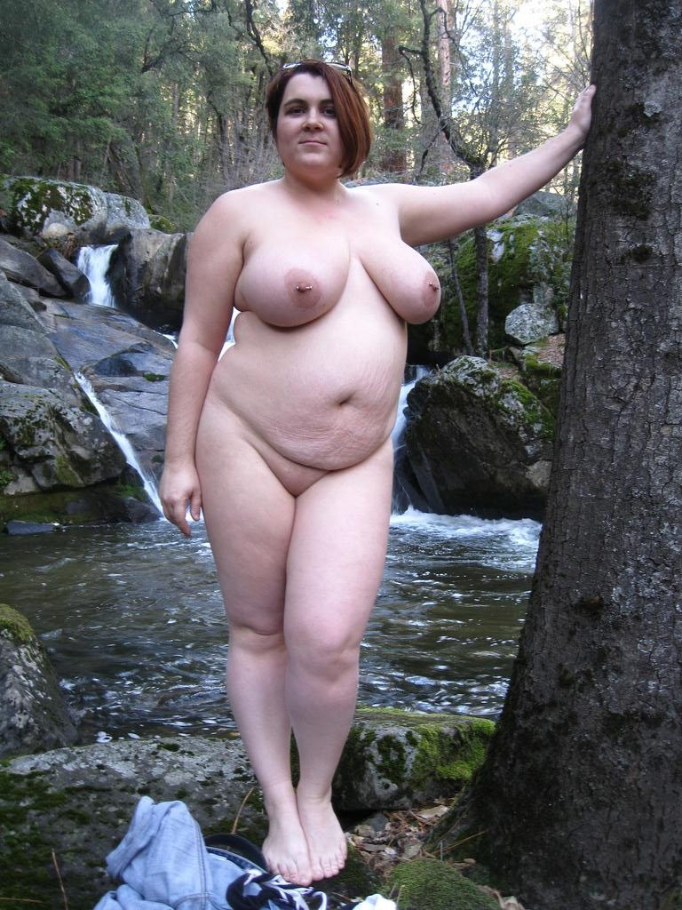Bbw nudist at deer park you
