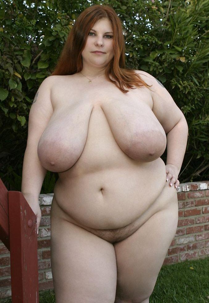 голые фото толстых женщин