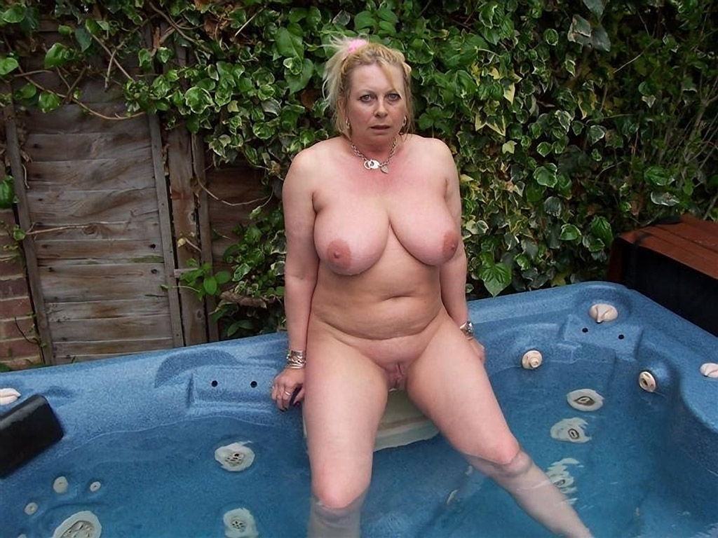 Nudist camp amateur mature huge boobs 7
