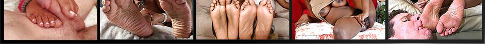 black feet