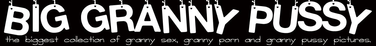 Big Granny Pussy Logo
