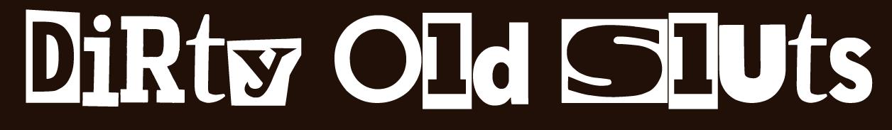 Dirty Old Sluts Logo