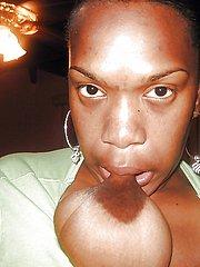 beautiful black girl