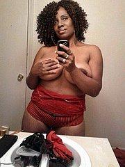 erotic selfie