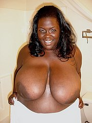 sexy big ebony women