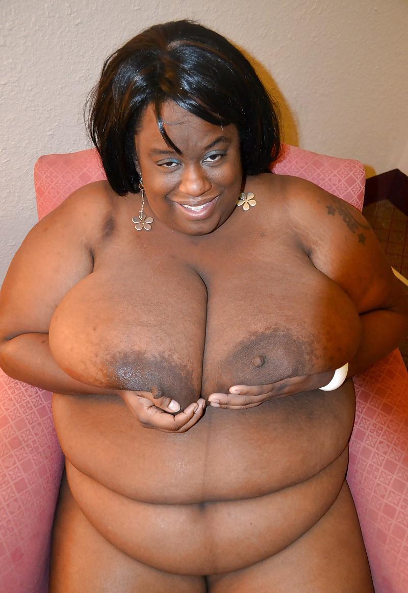 Big fat black ladies