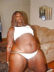 big black women