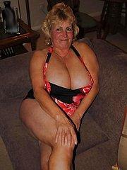 fat granny
