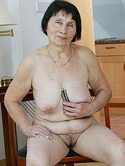 granny sex