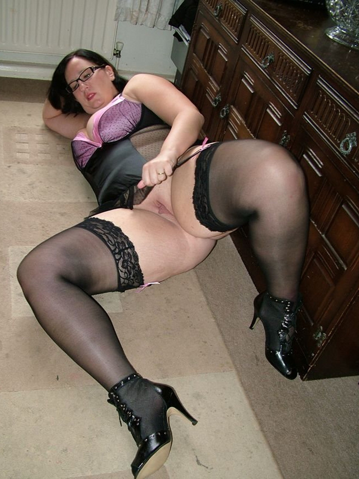 Stocking Amateurs 73