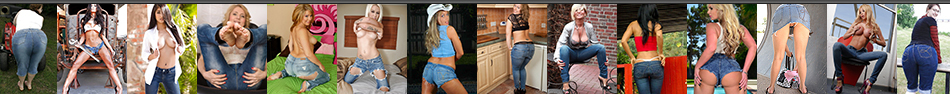 jeans porn