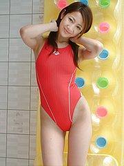 lycra swimsuit