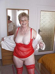 sexy granny