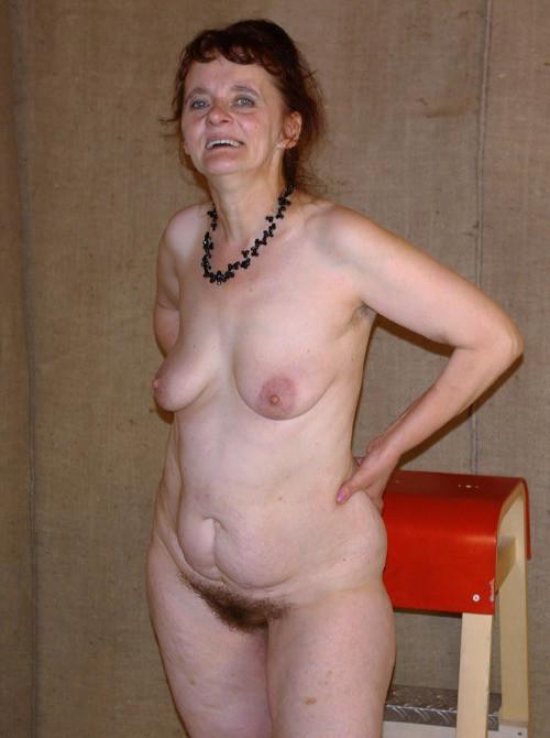 бабуля голая фото