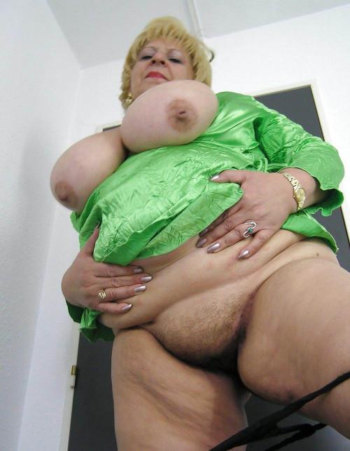 фото толстые голые старухи