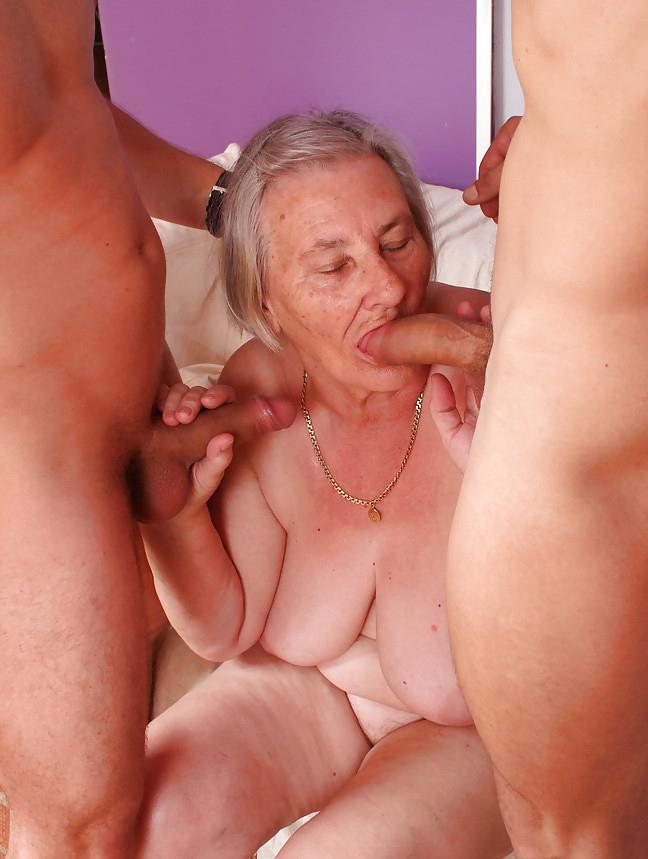порно и пенсионерка