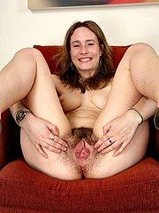 hairy girl