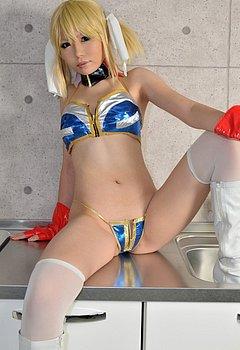 sweet cosplay
