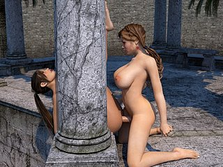 3D Futanari Sample 6