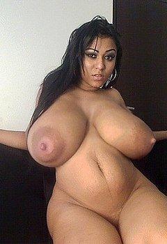beautiful ebony girl