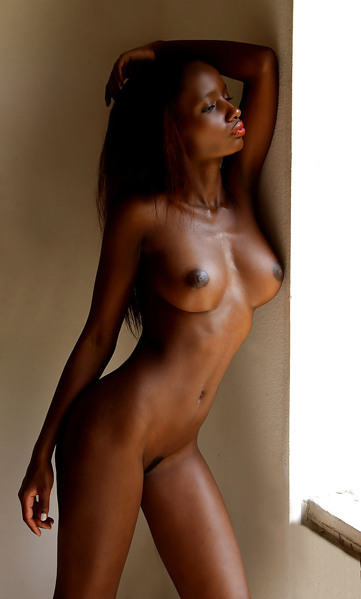 Hot nude ebony women