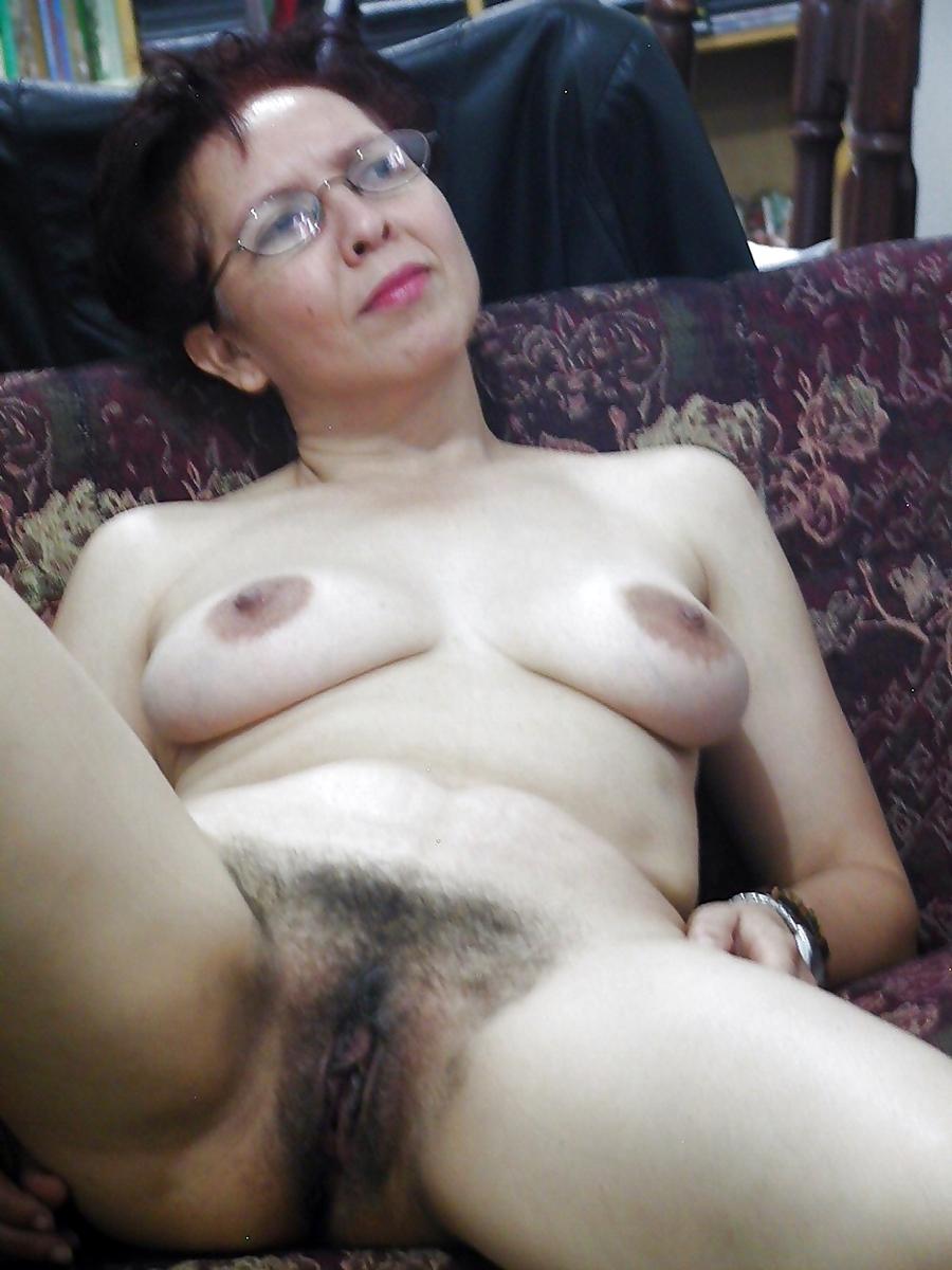 Real Hairy Women