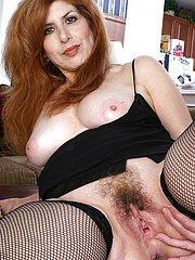 sexy hairy women