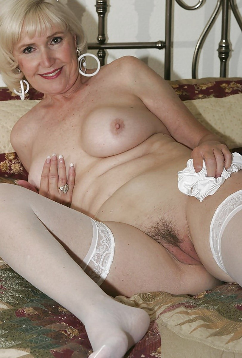 Matures in pantyhose video