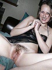 amazing hairy pussy