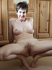 real hairy mature