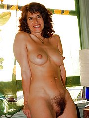 hot hairy amateur