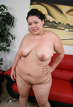 sexy fat asian women