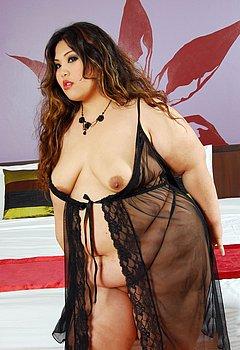 fat asian girl