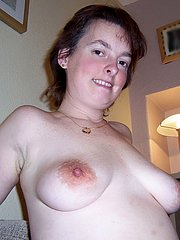 beautiful mature woman