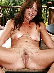 sexy mature woman
