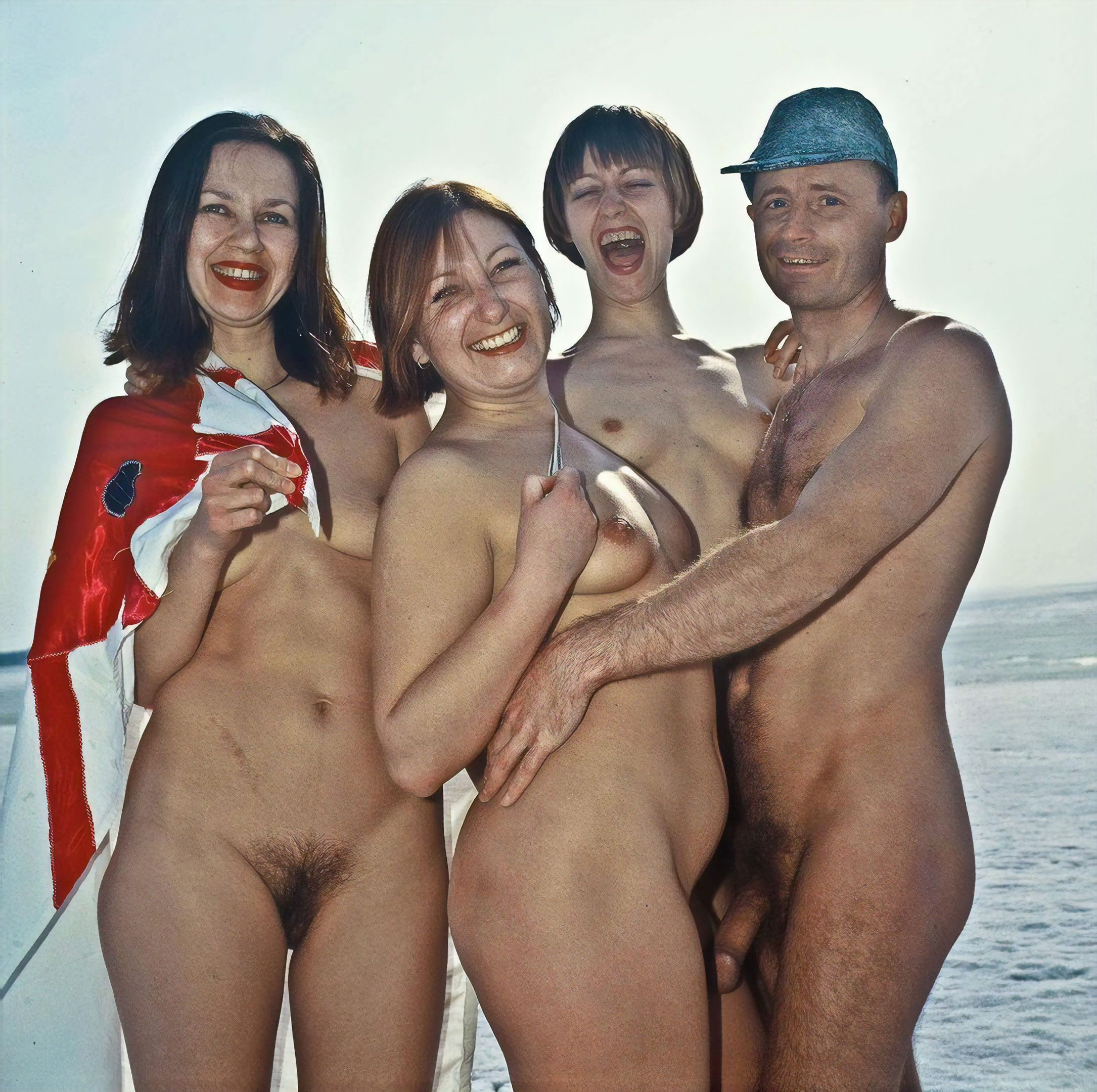 Nudist old
