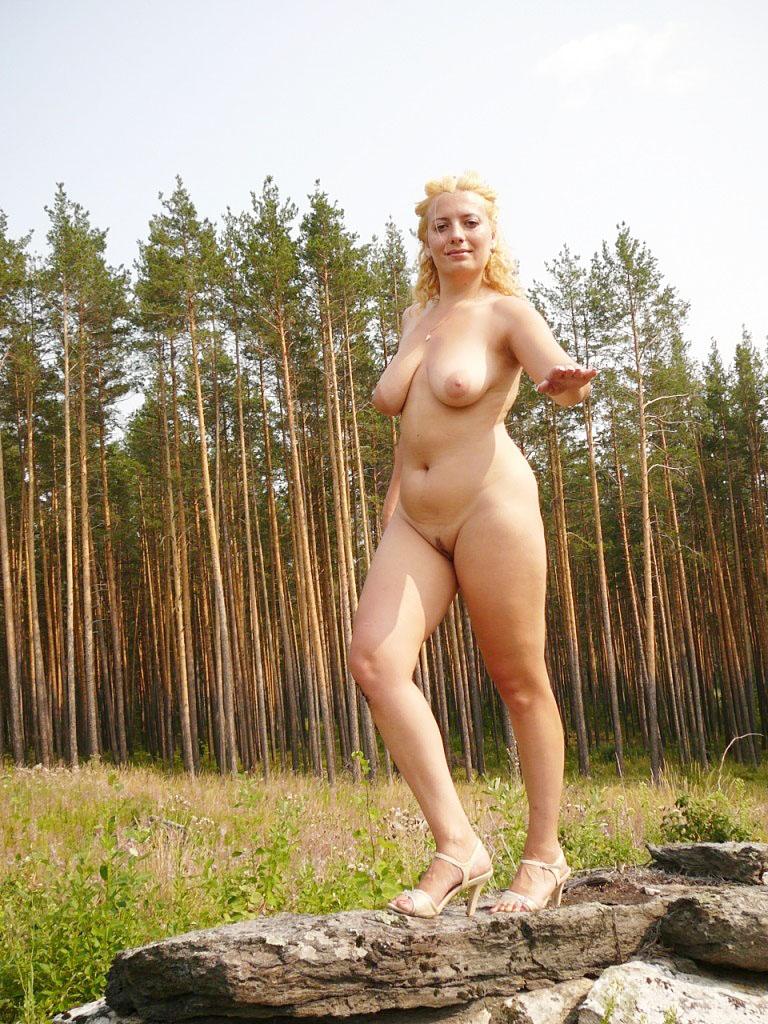 Красивые русские голые бабы фото