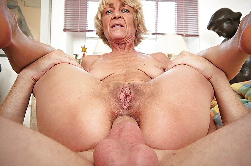 Old granny anal, porn