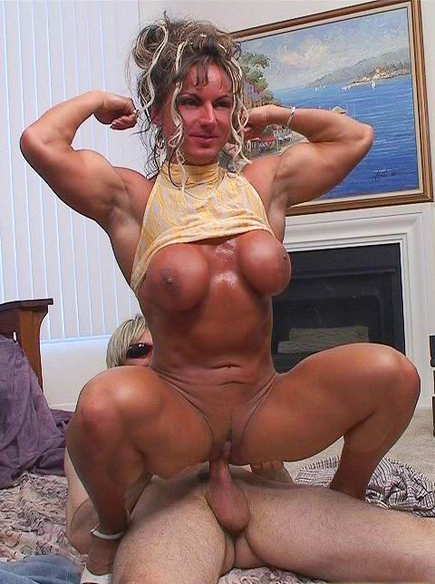 Muscle gils sex