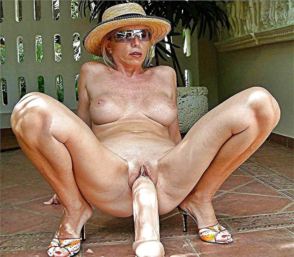Grandmother Dildo Sex