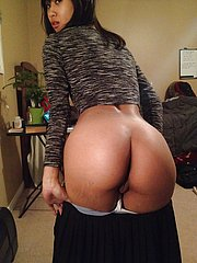 asian booty