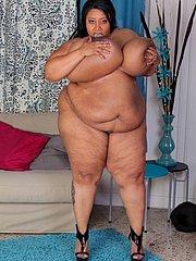 big black women