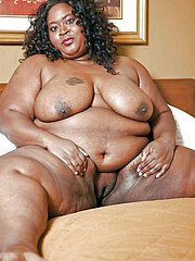 beautiful fat black girl
