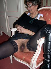 sexy old mature