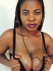nigger lady